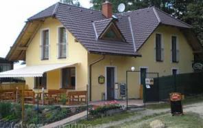 Chata penzion Krásněves